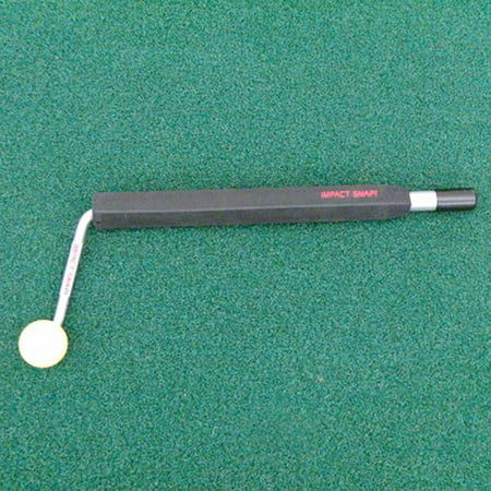 ImpactSnap Golf Swing Training Aid (right) Groove Golf Swing