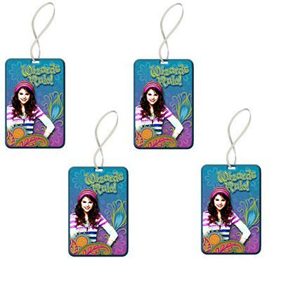 Wizards Of Waverly Place I.D. Tags / Favors (4ct) ()
