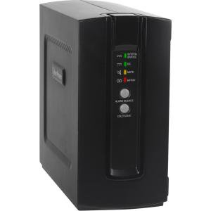 CyberPower DTC36U12V-NA3-G 36W Tower UPS - 36 W - Tower BACKUP 120-240V IN 12V 36W OUT 3