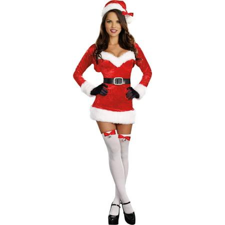 Santa Baby Women's Adult Halloween Costume