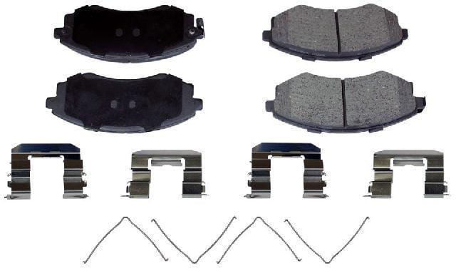 OEM Front Ceramic Brake Pad Set For Hyundai Elantra 1992-2006