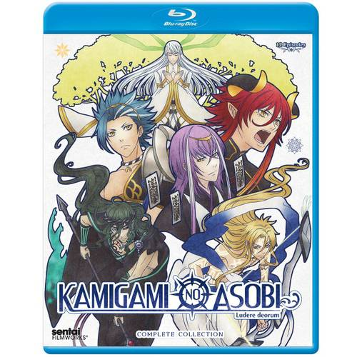 Kamigami No Asobi: The Complete Collection (Blu-ray)
