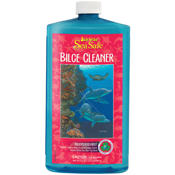 Star Brite Sea Safe Bilge Cleaner, 32oz 89736