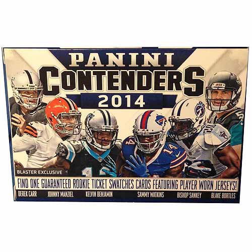 2014-2015 Panini Contenders Football Value Box