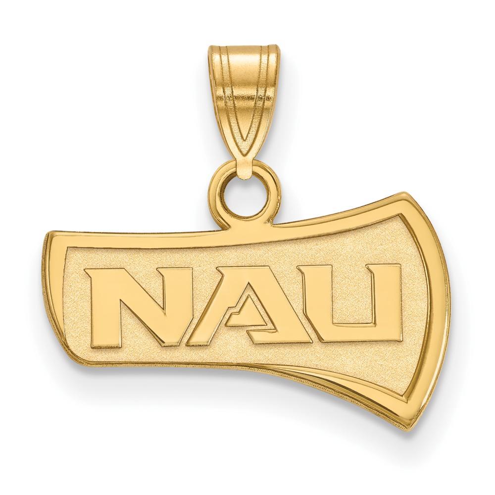 Northern Arizona Small (1/2 Inch) Pendant (Gold Plated)