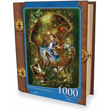 Fairytales Book Box Alice In Wonderland