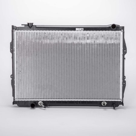 TYC 1512 for Toyota T100 2-Row Plastic Copper Replacement Radiator
