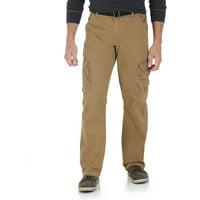 Wrangler Jeans Co. Mens Cargo Twill Pants