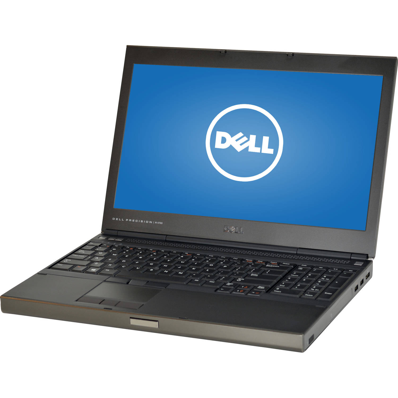 "Refurbished Dell Silver 15.6"" Precision M4700Laptop PC with Intel Core i7-3720"
