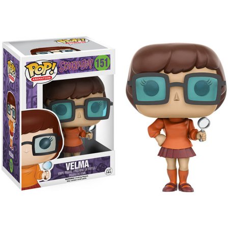 FUNKO POP! ANIMATION: SCOOBY DOO - VELMA](Velma Scooby)