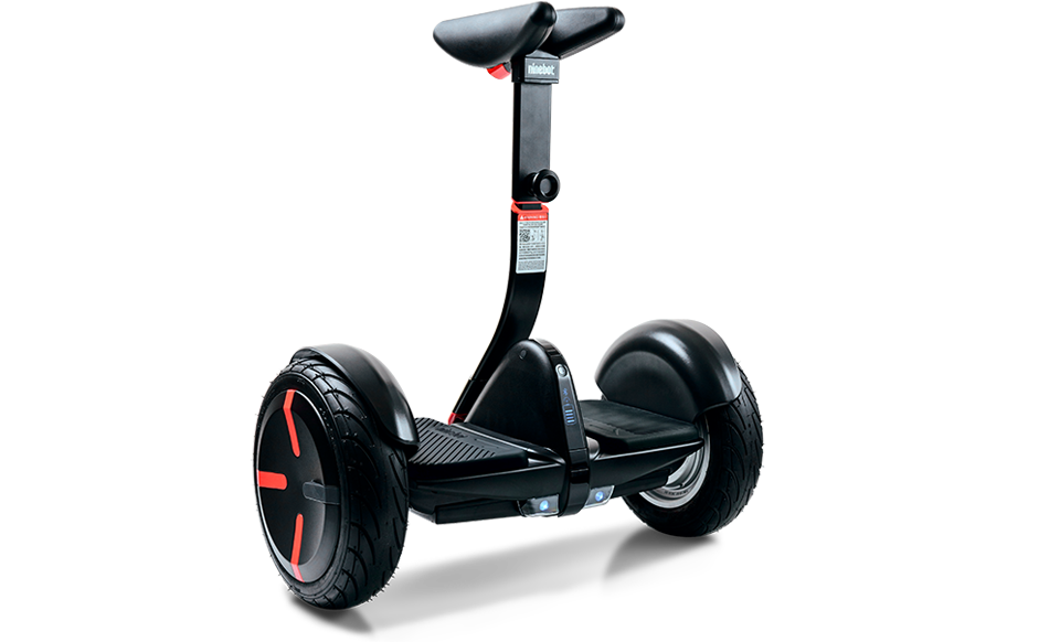 Click here to buy Segway miniPRO Self-Balancing Electric Scooter by Segway.