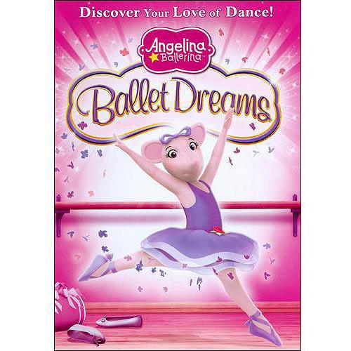 Angelina Ballerina: Ballet Dreams (Widescreen) by Trimark Home Video