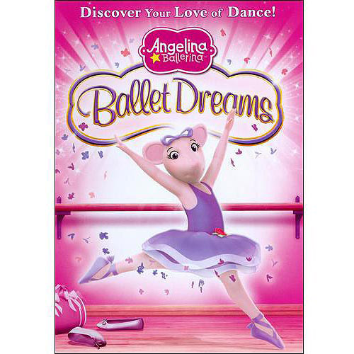 Angelina Ballerina: Ballet Dreams (Widescreen)
