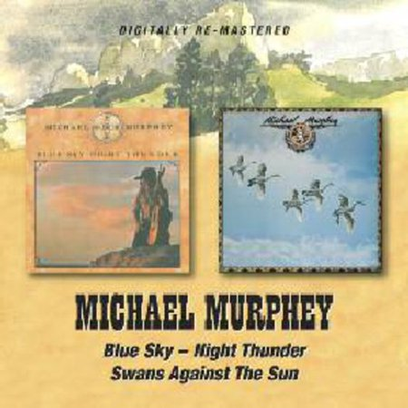 Blue Swan - Blue Sky Night Thunder / Swans Against the Sun (CD) (Remaster)