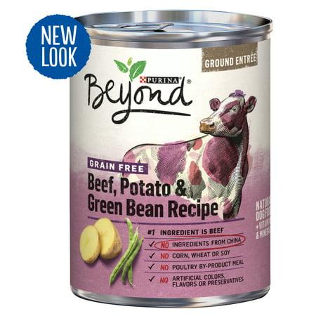 Purina Beyond Grain Free Dog Food Can