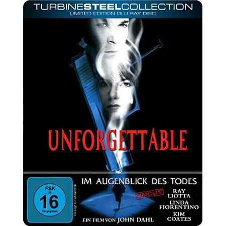 Unforgettable (Steelbook Edition) [ Blu-Ray, Reg.A/B/C Import - Germany ] (Halloween German Steelbook)