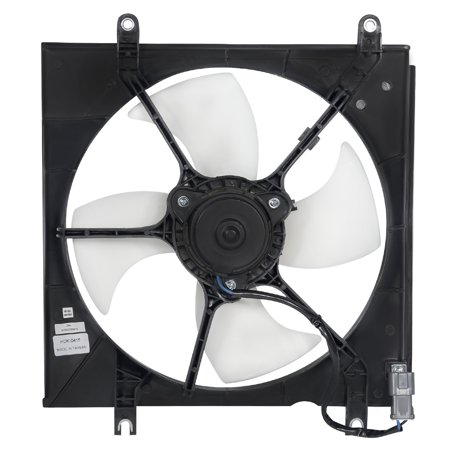 For 1997 to 2001 Honda CRV Factory Style AC Condenser Cooling Fan Assembly HO3115106 98 99 00 1997 2001 Honda Crv Auto