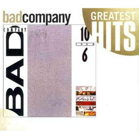 Bad Company - 10 From 6 (CD) (Battlefield Bad Company 2 Cd Key Generator)