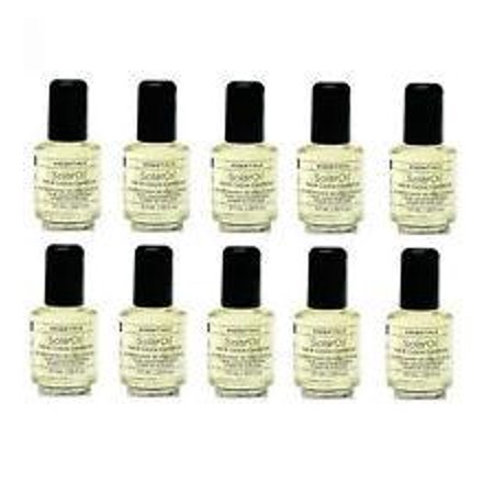 Creative Nail Design CND Solar Cuticle Oil 1/8 Oz Mini Nail ...