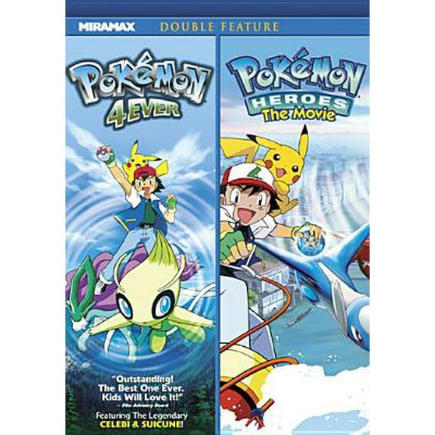 Pokemon 4ever Pokemon Heroes Walmart Com Walmart Com