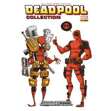 Deadpool E Spider-Man: Non Chiamatelo Team-Up - eBook (Deadpool Spiderman Slash)