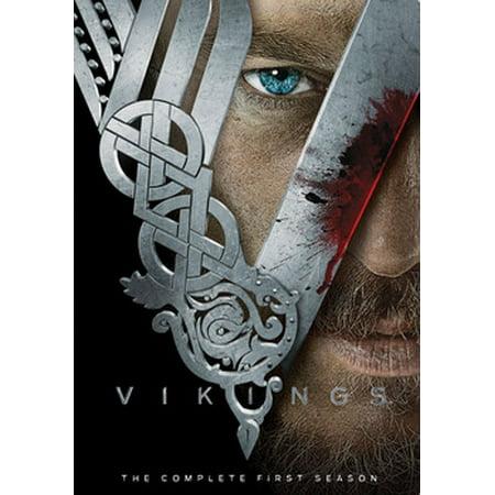 Vikings: The Complete First Season (DVD) (The Striking Viking)