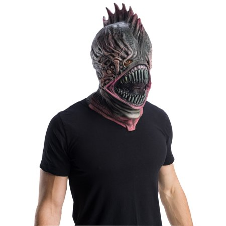 Halloween Aquaman Movie Adult Trench Person Overhead Latex Mask