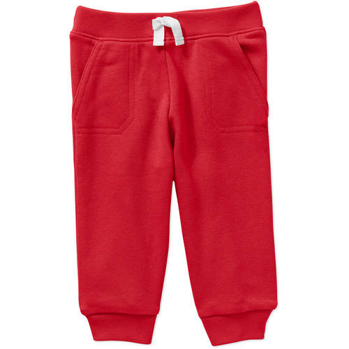 Garanimals Newborn Baby Boy French Terry Jogger Pants