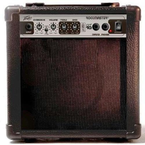 Peavey Rockmaster Gt10 Guitar Amplifier - 10 W Rms (00566710)