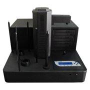 Vinpower Digital Aero Aero220-S3T-BK 3 Target DVD CD Automated Duplicator with 220 Disc Capacity 500GB HDD