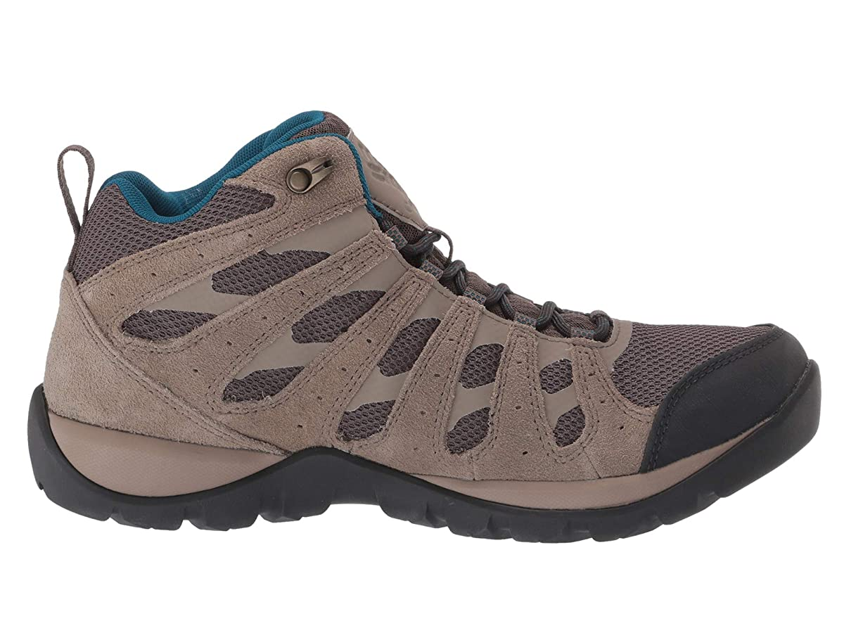 Columbia Women/'s Redmond V2 Waterproof Mid Boot Breathable Leather Hiking
