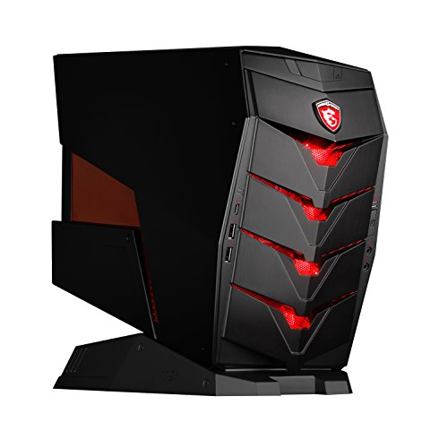 Refurbished MSI VR Ready Aegis-050US Powerhouse Gaming Desktop Geforce GTX 1070 i5-6400 8GB 1TB Windows 10
