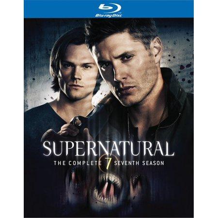 Supernatural  The Complete Seventh Season  Blu Ray