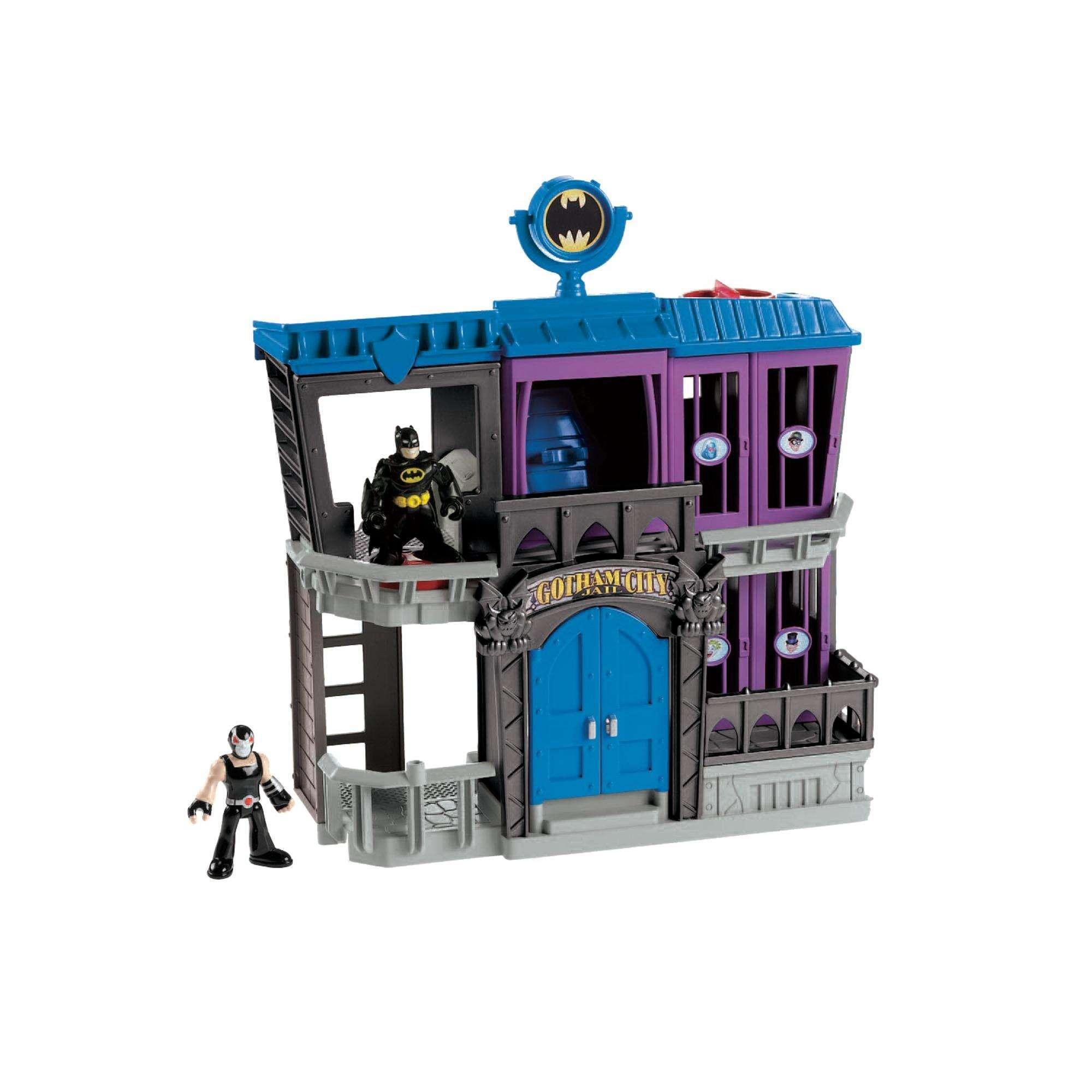 Imaginext DC Super Friends Batman Gotham Jail