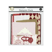 Canvas Corp Sampler Packs Red
