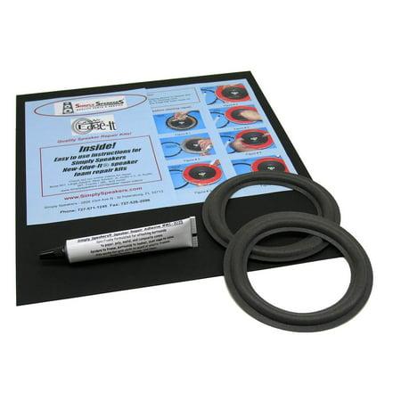 """BMW Door and Rear Speaker Foam Edge Repair Kit, 5"""" , FSK-5L"""