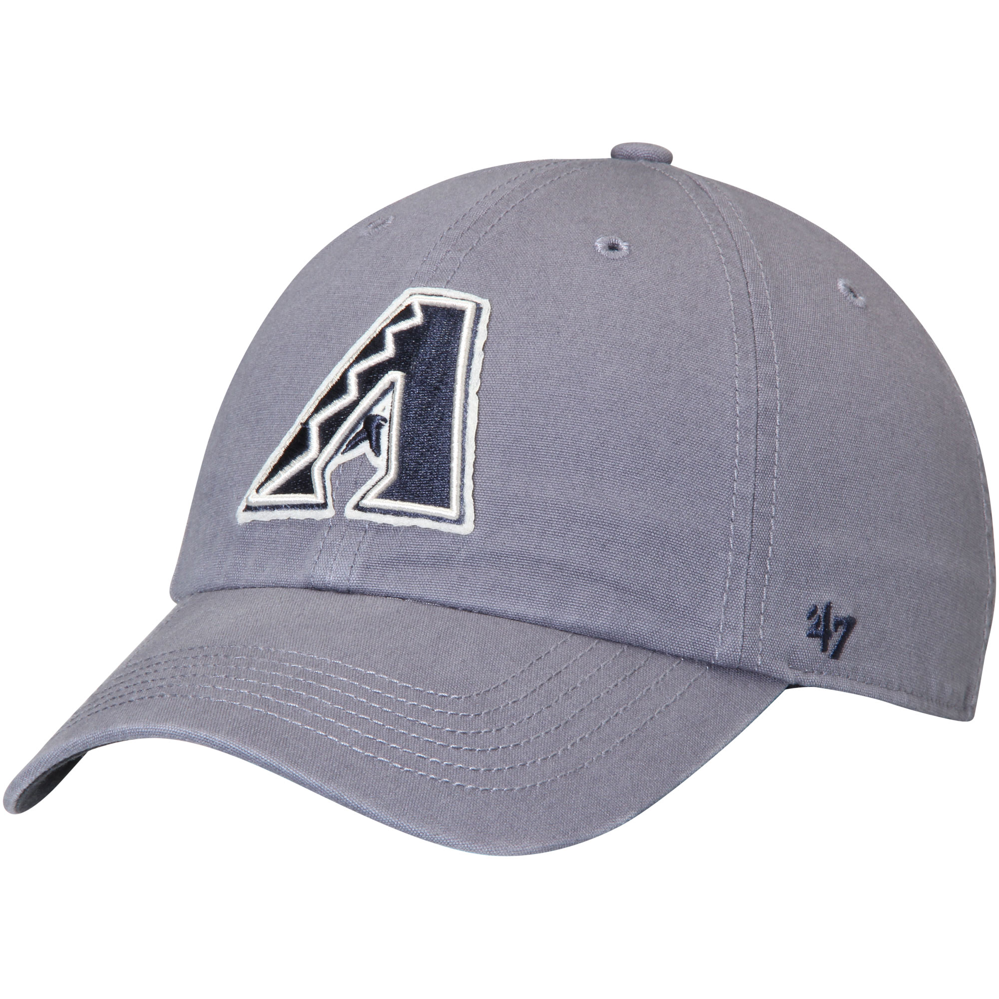Arizona Diamondbacks '47 Borderland Clean Up Adjustable Hat - Navy - OSFA