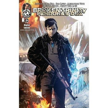 Broken Trinity: Pandora's Box #3 - eBook (Trinity Box)