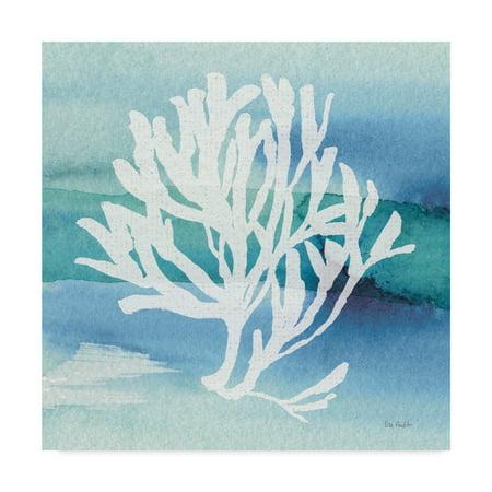 - Trademark Fine Art 'Sea Life Coral I' Canvas Art by Lisa Audit