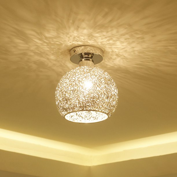 Dining Room Bathroom Bedroom Livingroom, French Empire Crystal Semi Flush Chandelier