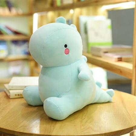 Cute Plush Toys Dinosaur Soft Stuffed Animals Dolls Toys 2019 hotsales kids Birthday Gift (Best Summer Anime 2019)