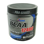Advance Nutrient Science BCAA 12400 Blue Raspberry - 450g