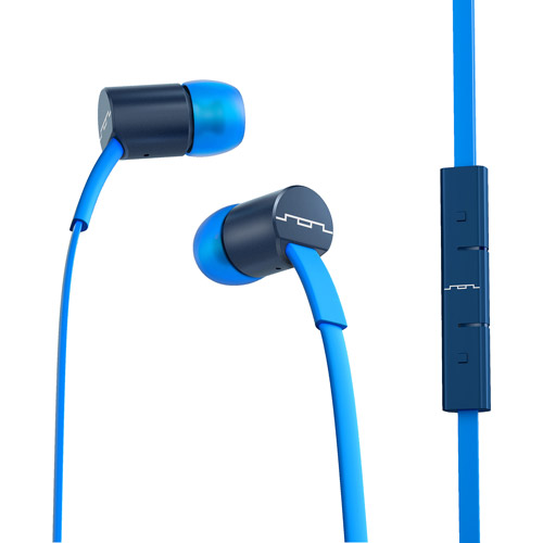 Jax In-Ear Headphones, Blue
