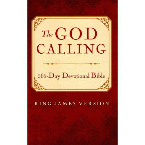 God Calling 365-Day Devotional Bible