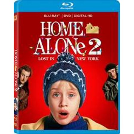 Home Alone 2: Lost In New York (Blu-ray) (Lost Through The Looking Glass Part 2)