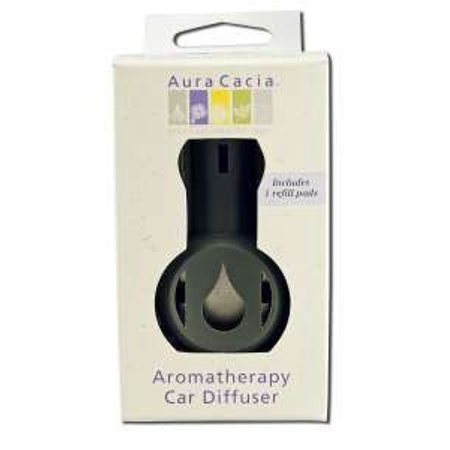aromatherapy car diffuser aura cacia 1 each. Black Bedroom Furniture Sets. Home Design Ideas