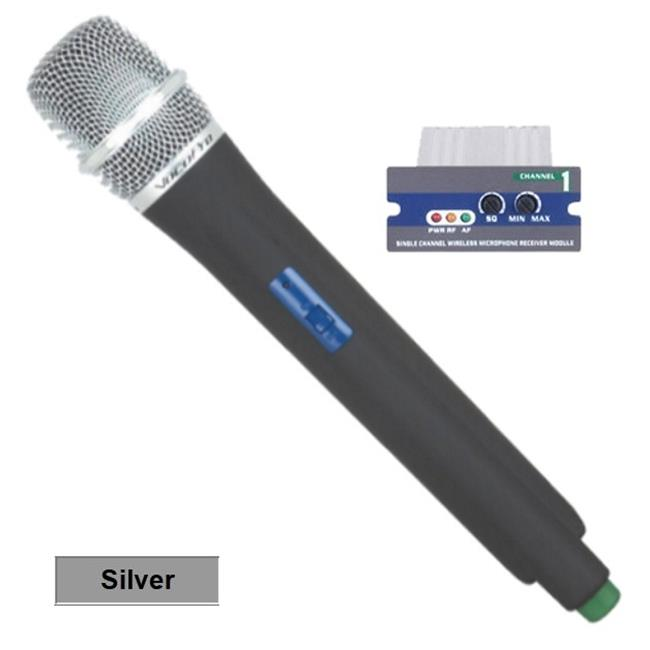 VocoPro UMH-T UHF Module and Wireless Handheld Mic is compatible with the UHF-5800  PA-MAN  UHF-8800 and the PA-PRO 900