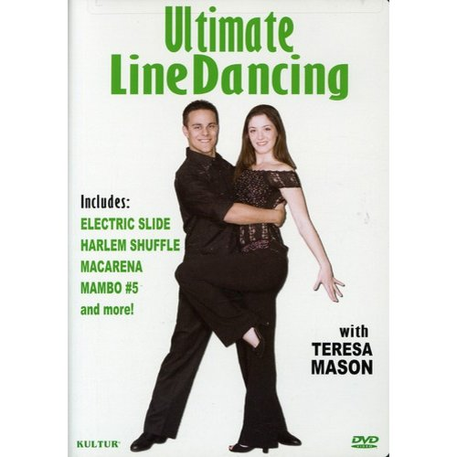 Ultimate Line Dancing With Teresa Mason (Full Frame)