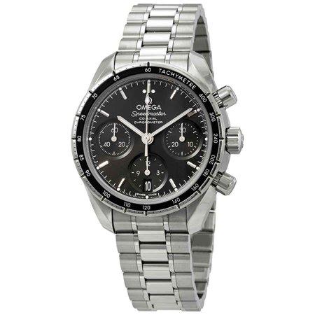 Omega Speedmaster Chronograph Automatic Black Dial Men's Watch 324.30.38.50.01.001