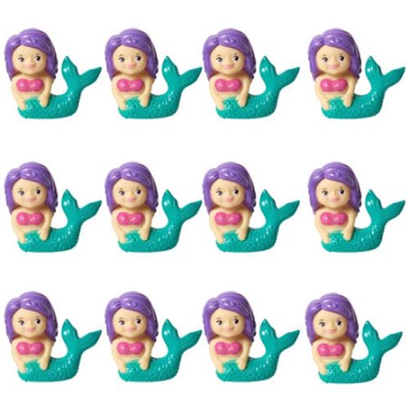 The Little Mermaid Party Favors (Mermaid Squirt Toys / Favors)